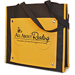 Reading Tote Bag