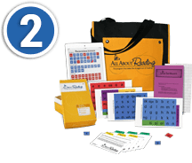 All About Reading Interactive Kit