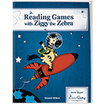 AAR Level 1 Reading Games With Ziggy the Zebra