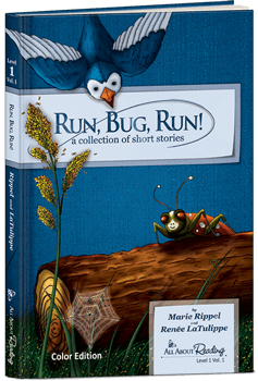 All About Reading Run Bug Run
