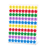Smiling Star Stickers