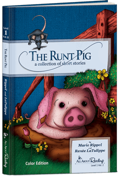 All About Reading The Runt Pig