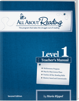 All About Reading Level 1 Teacher's Manual