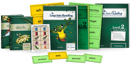All About Reading - Official Site | Reading Program, Teaching Spelling