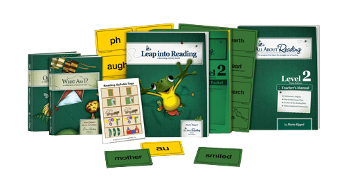 All About Reading Level 2 sample