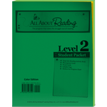 All About Reading Level 2 Student Packet