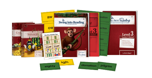 All About Reading Level 3 sample