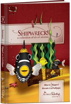 All About Reading Level 3 Shipwreck!