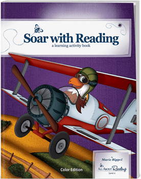 All About Reading Level 4 Soar With Reading Activity Book