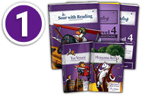 All About Reading Level 4 Materials