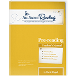 AAR Pre-reading Teacher's Manual