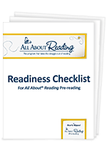 All About Reading Pre-reading Placement Guide