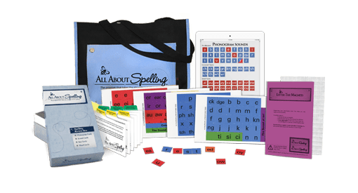 Spelling Interactive Kit