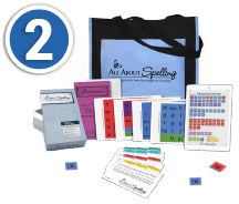 All About Spelling Interactive Kit