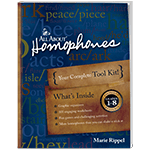 All About Homophones