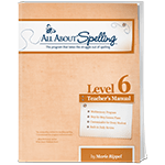 All About Selling Level 6 Teacher's Manual