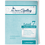 All About Selling Level 7 Teacher's Manual