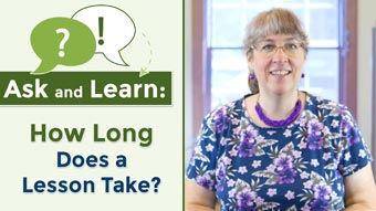 How Long Does a Lesson Take?