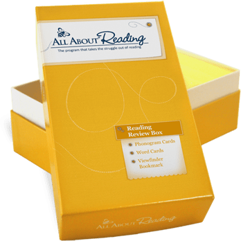 All About Reading Review Box