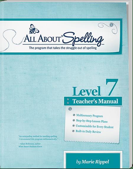 AAS Level 7 Teacher's Manual