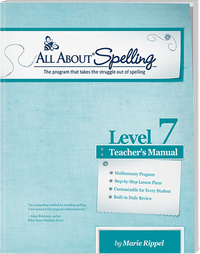 AAS Level 7 Teacher's Manual