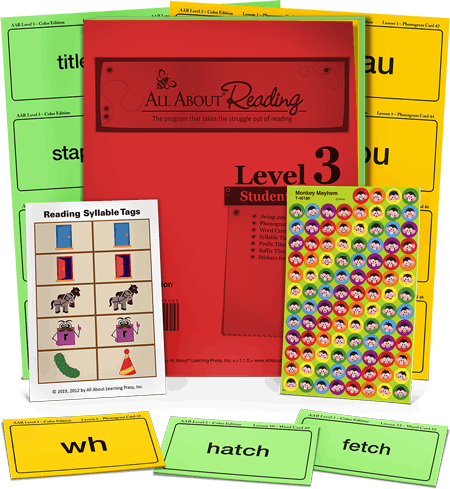 AAR Level 3 Student Packet Expanded