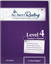 AAR Level 4 Teacher's Manual