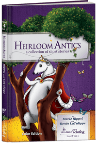AAR Level 4 Heirloom Antics Reader