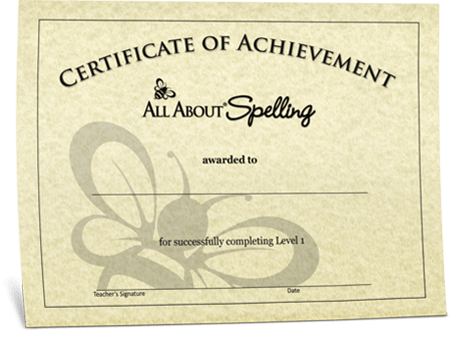 All About Spelling Level 1 Materials - All About Learning Press, Inc.