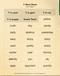 AAS Level 4 Y Word Sheet
