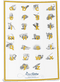 Lowercase Alphabet Chart