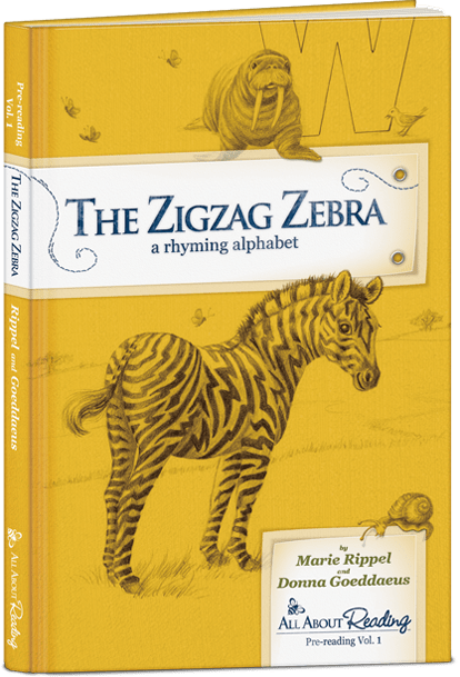 The Zigzag Zebra Reader