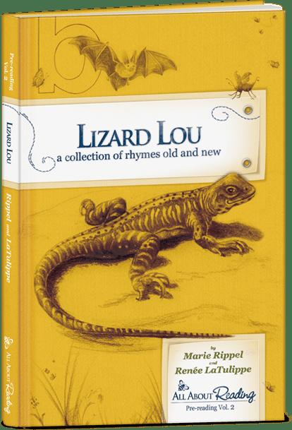 Lizard Lou Reader