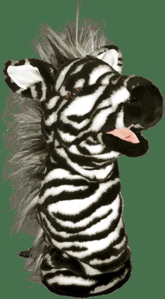 Ziggy Zebra Puppet