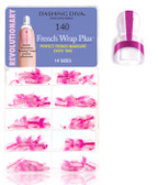 Dashing Diva - French Wrap Plus Thick/Fuchsia 140/Box
