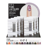 OPI Pure Lacquer Nail Apps - Shimmer 28/Display