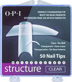 OPI - Structure Clear Tips #1 *