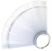 50-Tip Ring (Clear) #PD108-CL