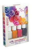 Essie - Silk Watercolor-Swept Away Mini Cube 4/Pack