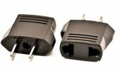 Plugs Converter Round to Flat