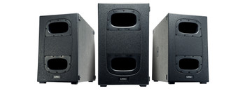 QSC Audio KS212C Dual 12-Inch Cardiod Subwoofer (KS212C-NA)