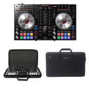 Pioneer DJ DDJ-SR2 with Magma CTRL Case