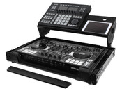 Odyssey FZGSADJ808 Black Label Angled Glide Style Case for Roland DJ-808