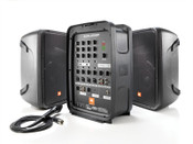 JBL EON208P 8-Inch 2-Way PA with Powered 8-Channel Mixer and Bluetooth