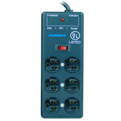 Furman SS-6B 6 Outlet Power Strip 15 Amp Rating