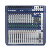 Soundcraft Signature 16 Compact Analogue Mixing Console