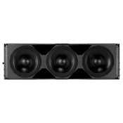RCF HDL 53-AS Active 3x12 Inch High Powered Bass Module