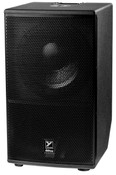 Yorkville ES15P 15-Inch 1800W Elite Powered Subwoofer