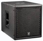 Yorkville PS12S 1800W Peak 1X12-Inch Powered Subwoofer