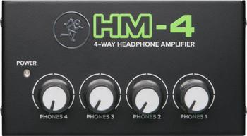 Mackie HM-4 Four-Way Headphone Amplifier